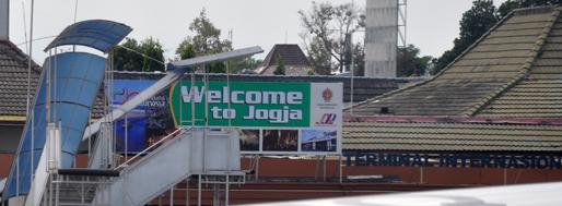 Jakarta - Yokyakarta | August 7, 2012