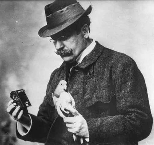 Julius Neubronner [1852-1932, source: wikipedia]
