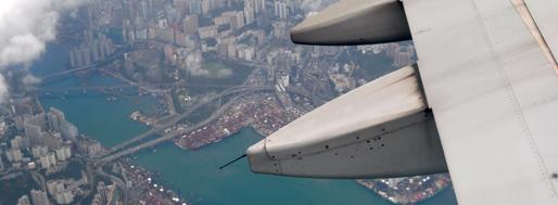 Hong Kong to Shanghai