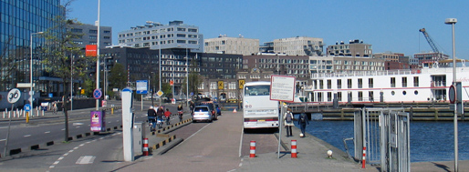 Westerdokseiland   April 10, 2009