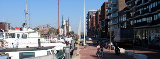 Westerdokseiland | Amsterdam | April 10, 2009