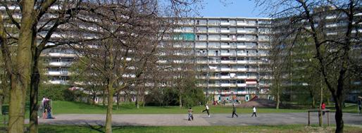 Bijlmermeer | Amsterdam | April 10, 2009