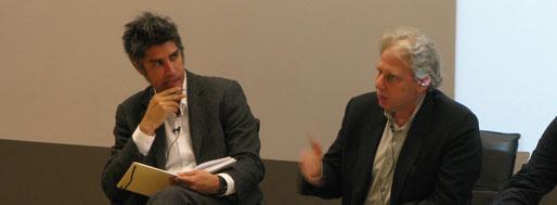 Alejandro Aravena & Ricky Burdett | London School of Economics | by Levent Kerimol