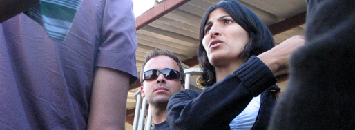 Alessandro Petti & Sandi Hilal