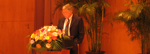 Professor Peter Rowe | FUIUF Conference | Shanghai, November 2006