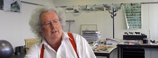 Professor Moshe Zwarts | Amsterdam, March 2008