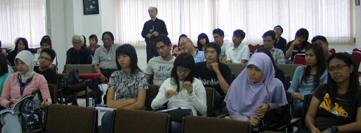 MovingCities lecture | Trisakti University, Jakarta | October 14, 2008