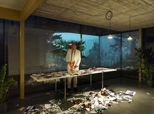 Ronny Heiremans & Katleen Vermeir, The Residence (2012) [pic by Kristien Daem].