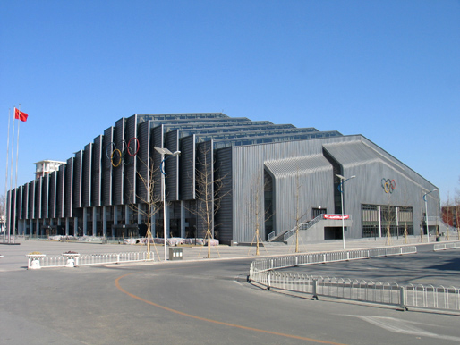 Wrestling Stadium | China Agricultural University Gymnasium