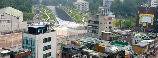 EWHA Campus Complex | Seoul, South Korea