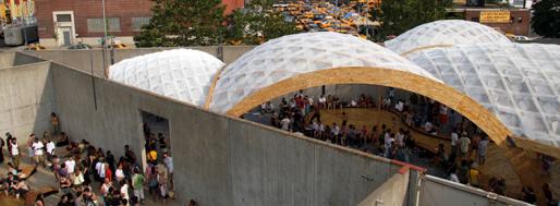 BEATFUSE! | PS1 | OBRA Architects (2006)