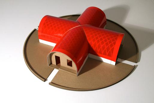 RED+CROSSING | NAMOC | OBRA Architects (2009)