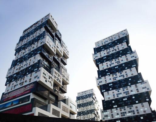 Bumps in Beijing | SAKO Architects