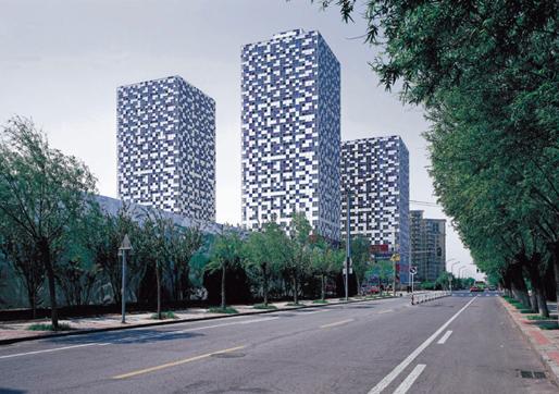 Mosaic (Beijing) | SAKO Architects