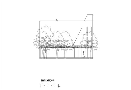 Puri Indah by mamostudio | elevation