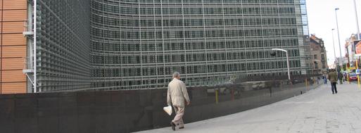 European Quarter | Brussels, 2004