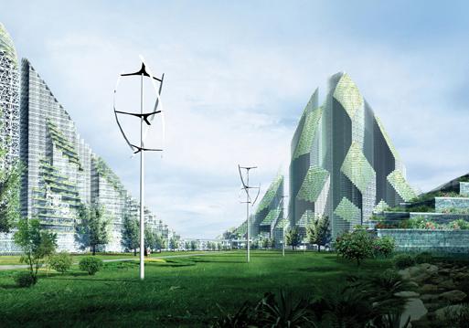 Magic Mountains | COBE and Chongqing University