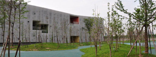 Kindergarten at Jiading New Village | by DesHaus
