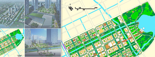 Jiading New Town | SBA