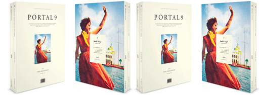 Portal 9 Journal - The Imagined | Autumn 2012