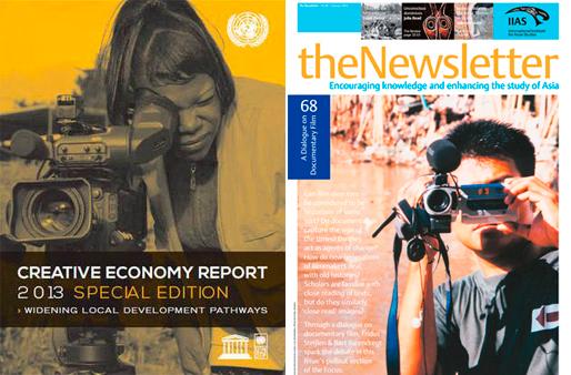 UNESCO report (2013) & IIAS-newsletter (2014)