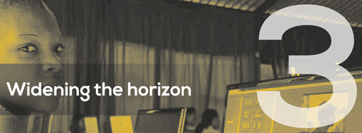 Widening the Horizon   UNESCO report (2013)