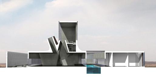 Alejandro Aravena | Ordos House, China. 2008