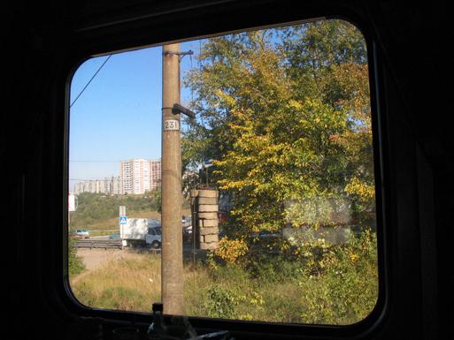 CMM by BdM | Trans-Siberian Train, 2005
