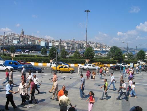 Istanbul, 2004