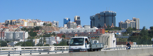 MovingCities under construction | Lisbon, 2007