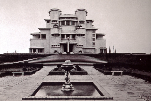 Villa Isola by Wolff Schoemaker   Bandung, 1933