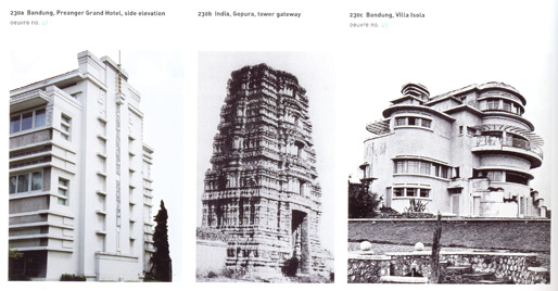 Hotel Preanger - Gopura [India,reference] - Villa Isola by Wolff Schoemaker   Bandung, 1933