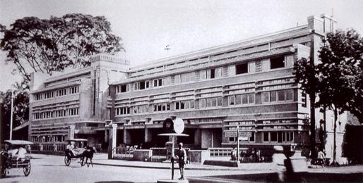 Hotel Preanger by Wolff Schoemaker   Bandung, 1927