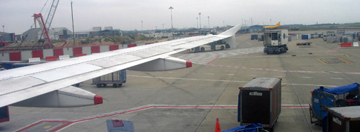 Brussels Airport | August 27, 2008