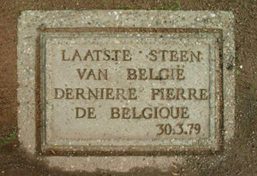 The Last Stone of Belgium (1979) | Luc Deleu