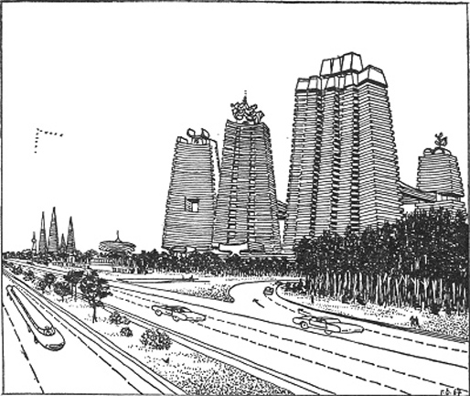Lineair City   Renaat Braem