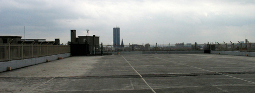 View from Parking58 | Brussels, May 5, 2009