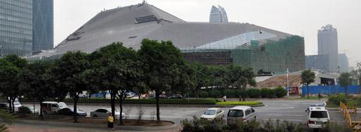 Guangzhou Opera House by Zaha Hadid Architects | November 2009