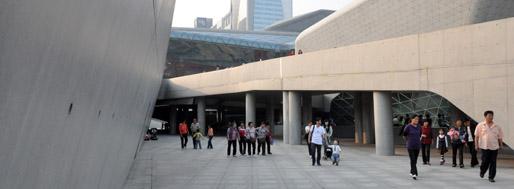 Guangzhou Opera House by Zaha Hadid Architects | December 5, 2010