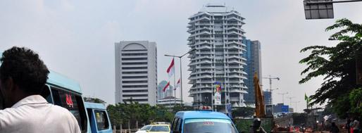 Intiland Tower | Jakarta, June 24, 2011