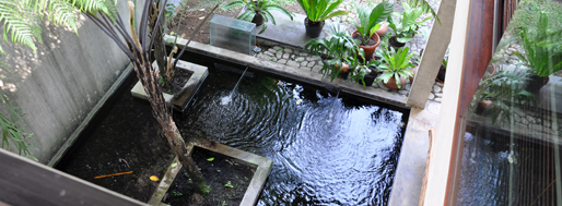 David & Gita House, in Bogor | mamostudio, 2008