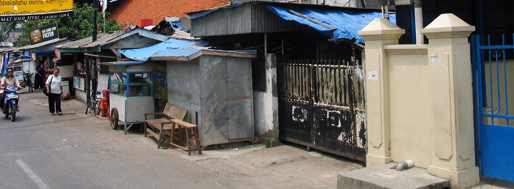 The residual realm in the heart of Jakarta | October 7, 2008