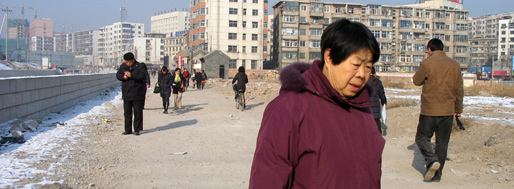 Chengde   urban snapshots I   MovingCities 2008