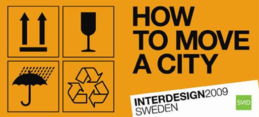 City Move Interdesign Workshop