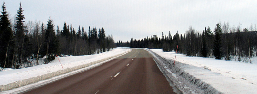 The Green Group | road trip Gällivare - Kiruna