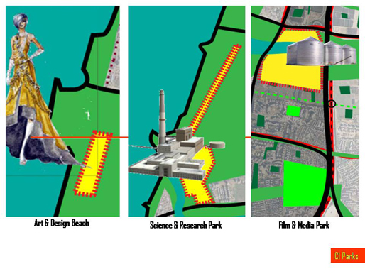 Creative Clusters & Landscape Group | City/State Workshop