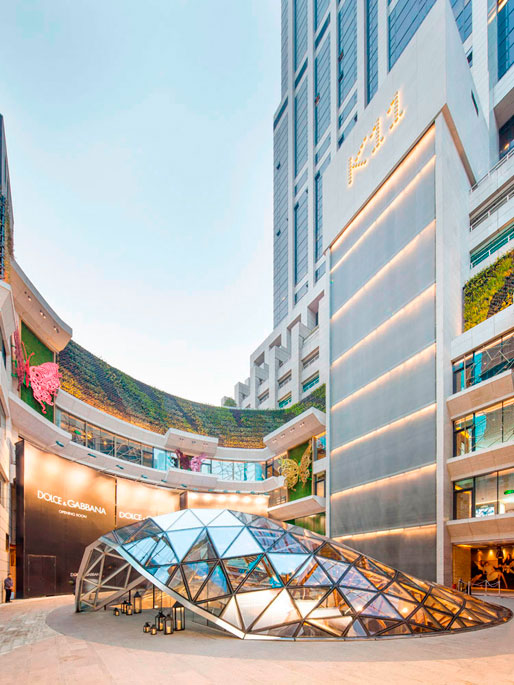 Shanghai K11 Art Mall