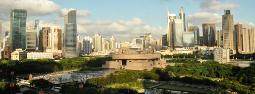 Shanghai Museum | July, 2010