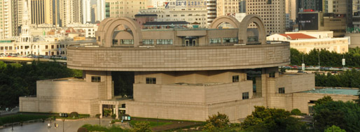 Shanghai Art Museum | July, 2010