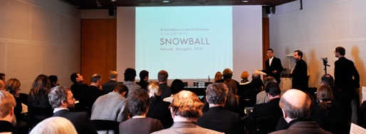SNOWBALL - introduction & presentations | Helsinki, Feb12 2010